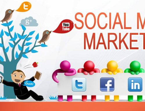Entrepreneur Social Media/Marketing